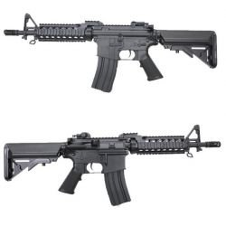 replique-Cyma M4 RAS CQB Noir -airsoft-RE-CMCM505BK