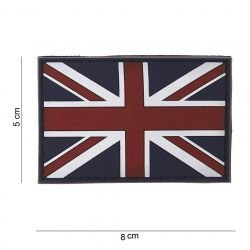 Jack in PVC 3D English Union Jack (101 Inc)