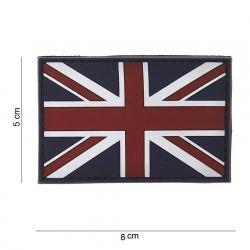 Patch PVC 3D UK (101 Inc)