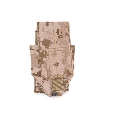 PANTAC Poche Chargeur AK (x3) Digital Desert (Pantac) AC-PTPHC053DDA SOLDES