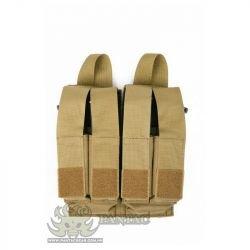 PANTAC Poche Chargeur M4 (x2) + Pistol (x4) Désert (Pantac) AC-PTPHC54BTNA Poche Pistolet