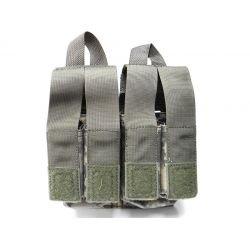 PANTAC Poche Chargeur M4 (x2) + Pistol (x4) ACU (Pantac) AC-PTPHC54BACA Poche Pistolet