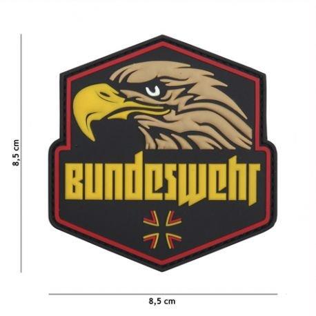 101 INC Patch 3D PVC Bunderwehr Jaune AC-WP4441305371 Equipements