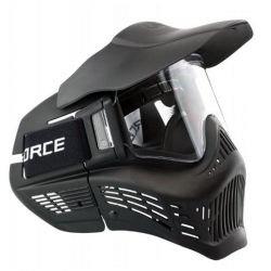 STOP Máscara de armadura térmica negra (VForce)