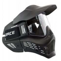 STOP Maschera di armatura termica nera (VForce)