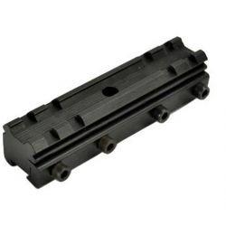 Cyma Rail réhausseur convertisseur 11mm vers 22mm