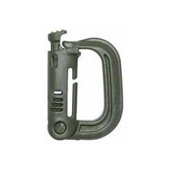 Grimloc (Set 4 pcs) Carabiner OD (S&T)