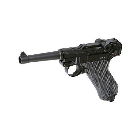 replique-KWC Luger P08 Blowback Metal Co2 -airsoft-RE-KWTF33C1015010