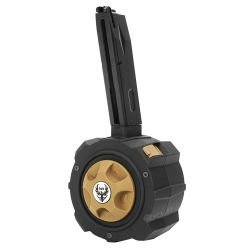 Cargador de gas M9 Drum 130 Ball (HFC) AC-HFHD002 GBB GAS