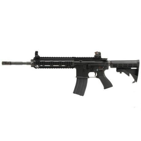replique-WE HK416 Open Bolt GBBR Noir -airsoft-RE-WEGR0111OB/GG221