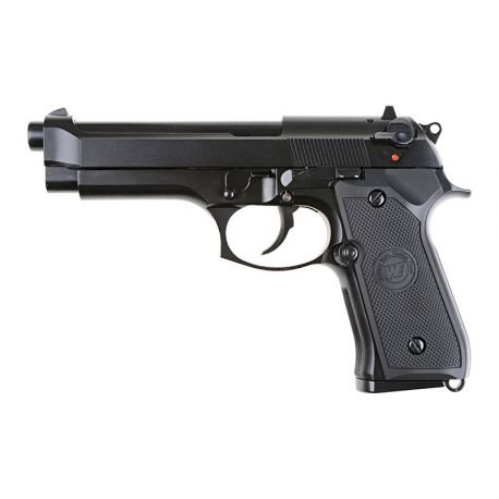 replique-WE M9 Gen2 Gaz Noir -airsoft-RE-WEGP301V2