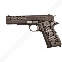 WE 1911 Gen2 Hex Cut Noir