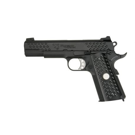 replique-WE 1911 Knight Hawk Gaz Noir -airsoft-RE-WEGP116