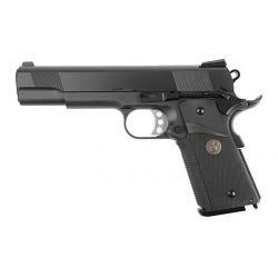 WE 1911 MEU Black Gas