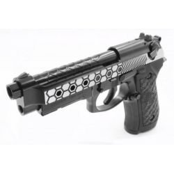 replique-WE M9A1 Gen2 HexCut Gaz Bi-Tons -airsoft-RE-WEGP323
