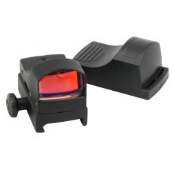 S & T Red Dot Mini Reflex HD107 Nero