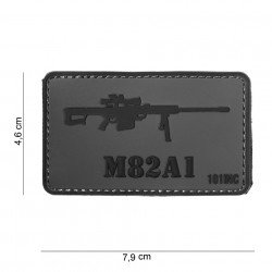 Patch 3D PVC M82A1 (101 Inc)