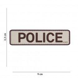 Patch 3D PVC Police Desert (101 Inc) AC-WP4441305149 Patch en PVC