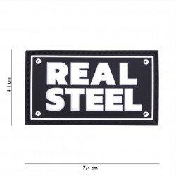 Echter Stahl 3D PVC Patch (101 Inc)