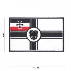 Patch 3D PVC Drapeau Allemagne 1914 (101 Inc) AC-WP4441305408 Patch en PVC