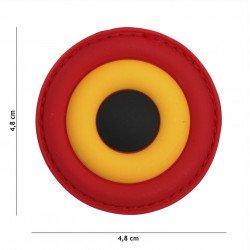 3D PVC Patch Belgien Luftwaffe (101 Inc)