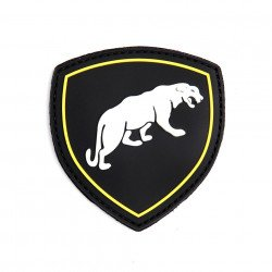 Patch 3D PVC Russian Puma Noir (101 Inc)