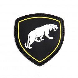 PVC 3D Patch Russo Puma Black (101 Inc)