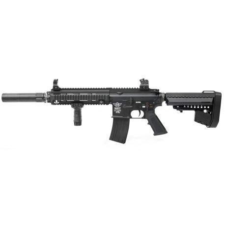 replique-Bolt HK416 DEVGRU Blowback w/ Silencieux -airsoft-RE-BOB416B