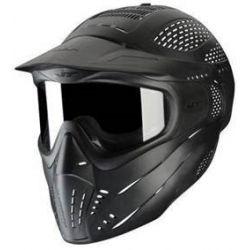 Máscara de pantalla única negra integral (JT Elite)