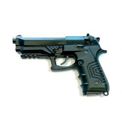replique-HFC M9 Custom Ergo Tactical w/ Malette Gaz (HFC HG173BBBC) -airsoft-RE-HFHG173BBBC