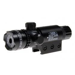 Laser verde regolabile (Delta Tactics)