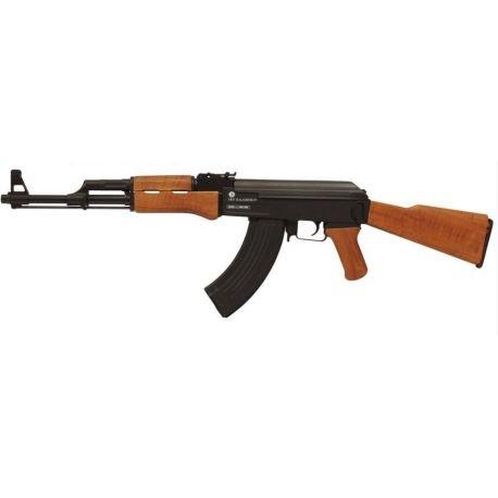 replique-AK47 Kalashnikov w/ 1 Chargeur Supp (Swiss Arms) -airsoft-RE-CB120903