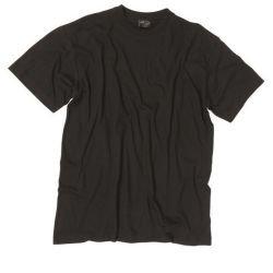 T-Shirt Noir (Miltec) HA-MTSHIRT BDU OD / NOIR / Coyote