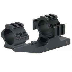 Cantilerver Mount 30mm Black w / Triple Rail (Emerson)