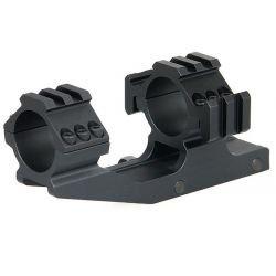Montaje Cantilerver 30 mm negro con riel triple (Emerson)