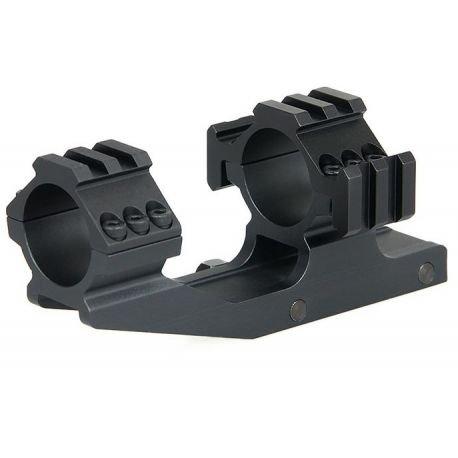 Emerson Montage Cantilerver 30mm Noir w/ Triple Rail (Emerson) AC-EMBD9018 Anneaux de montage