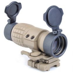Magnifier 3x Toggle Desert (S & T)