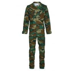 Set di combattimento uniforme Woodland + Free Cap (101 Inc)