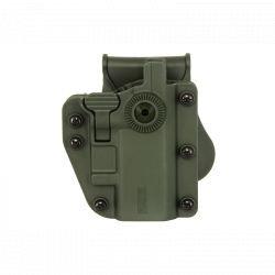 Holster Adapt-X CQC Ambidextre OD (Swiss Arms 603672) AC-CB603672 Holster Rigide