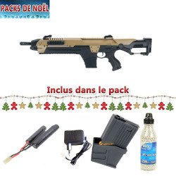 Pack de Noel CSI XR-5 Advanced Battle Evolved S.T.A.R Désert RE-PKCSIFG1506T Les Sélections de Noel