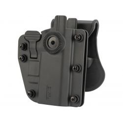 Holster Adapt-X CQC Ambidextre Noir (Swiss Arms 603659) AC-CB603659 Holster Rigide