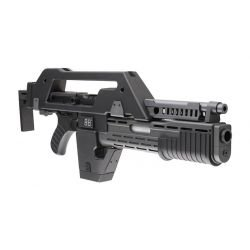 replique-Pulse Rifle M41 Alien w/ Compteur (Snow Wolf SW11) -airsoft-RE-SWSW11