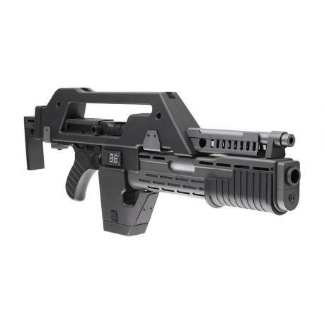 Pulse Rifle M41 Alien w/ Compteur (Snow Wolf SW11)