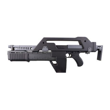 replique-Pulse Rifle M41 Alien w/ Compteur (Snow Wolf SW11) -airsoft-RE-SWSW11