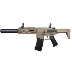 replique-Ares Amoeba M4 w/ Silencieux SD Desert (AM-014 DE) -airsoft-RE-ARAM014DE/AR00022