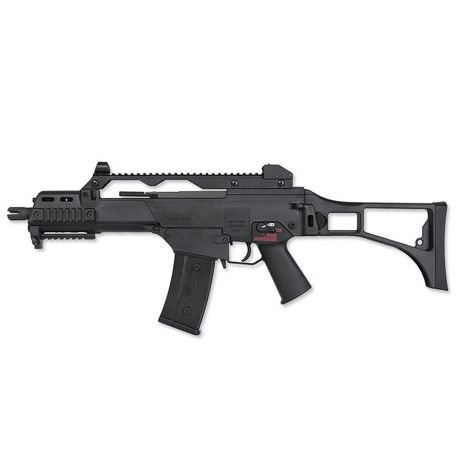 replique-Ares G36C Fibre & Blowback Noir (Umarex 25748x) -airsoft-RE-AR056BK/UM25748X