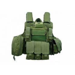 Chaqueta Ciras MAR Combat OD (S & T 44101)