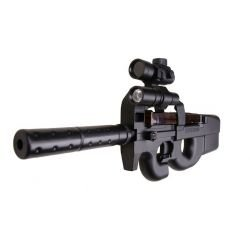 replique-SMG P90 w/ Accessoires AEG 0,5 Joule (Well D90H) -airsoft-RE-WLD90H