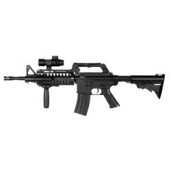 replique-Well M4 SIR Ressort w/ Accessoires (MR733) -airsoft-RE-WLMR733