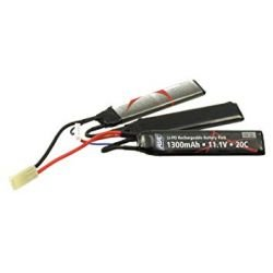 LiPo Battery 11.1v Triple 1300 mAh (ASG 17207)